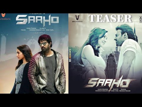 Saaho Teaser Coming Out Soon, Prabhas, Shraddha Kapoor, Neil Nitin Mukesh