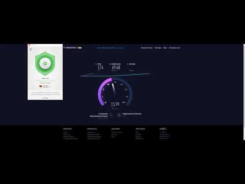 ExpressVPN Speed Test - Berlin, Germany VPN Server 2017/09/25