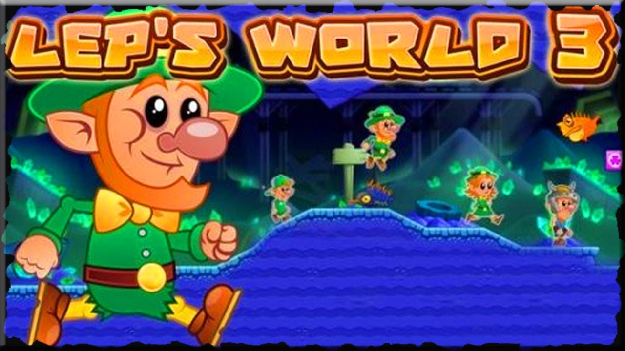 Lep S World 3 Game World 1 Mobile Game Youtube