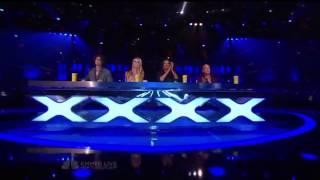 America's Got Talent 2014 - Radio City Music Hall - Nina Burri