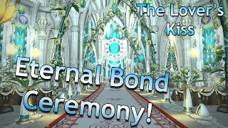 [FFXIV] Eternal Bond Ceremony - The Lover