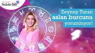 Zeynep Turan'dan Nisan Ayı Aslan burcu yorumu