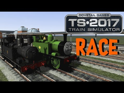 Train Simulator 2017 - Oliver V.S. 14xx (Race!) |