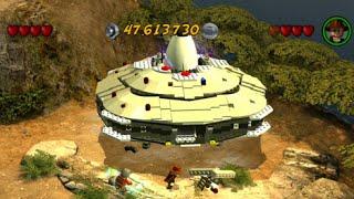 LEGO Indiana Jones 2 100% Walkthrough Part 24 - Super Bonus Level - Kingdom of the Crystal Skull 3