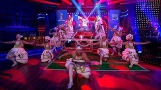 Вечерний Ургант. Театр «Ленинград Центр» — фрагмент шоу «Иллюзио».(21.10.2016)