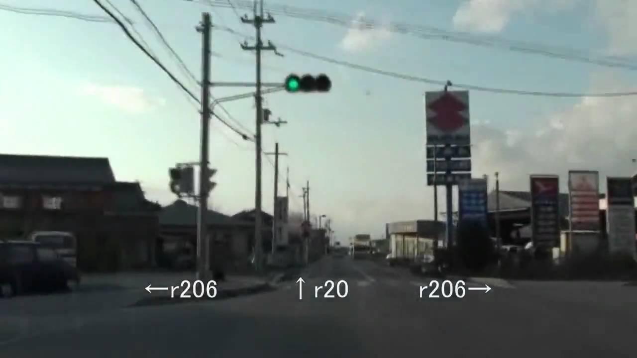 滋賀県道完全走破 19号山東一色...