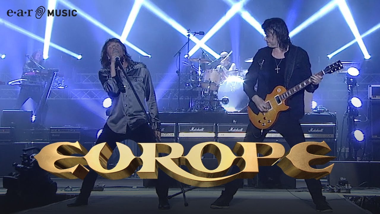 "Europe ""the Final Countdown"" Live From ""live At Sweden"