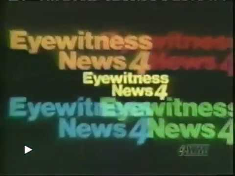 WWLTV Eyewitness News 4 6PM open (1980) - Re-re-simulated