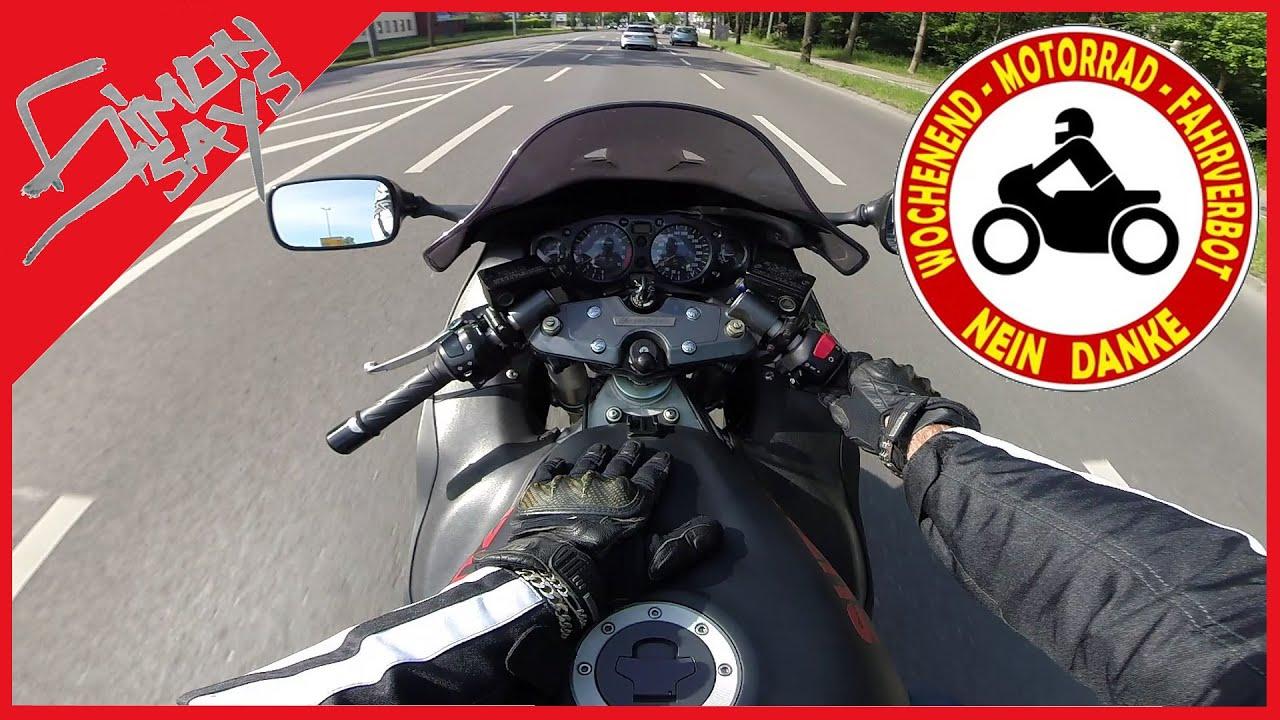 Fahrverbot Motorräder