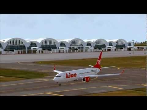 Lion Air B737-900ER