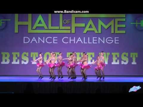 San Diego Dance Centre - Jailhouse Rock