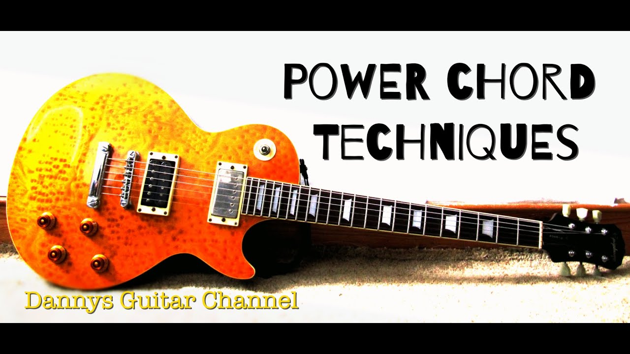 The No1 Rock Guitar Chord You Should Know The Power Chord Rock