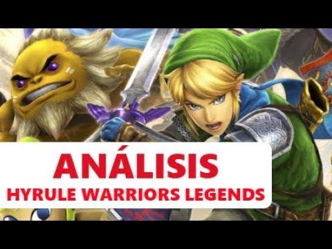 Análisis Hyrule Warriors: Legends - N3DS