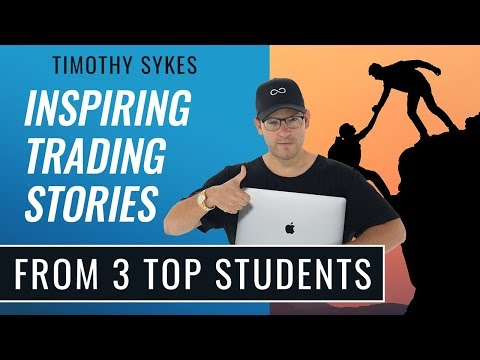 Inspiring Trading Lessons from 3 Top Students