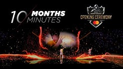 10 Months, 10 Minutes | Worlds 2019 Opening Ceremony, presented by Mastercard - League of Legends