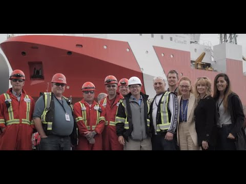 Local Impact Of Canada's National Shipbuilding Strategy