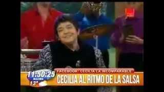Santiago All Stars & Cecilia La Incomparable   en el Matinal de Chile TVN Buenos dias a Todos