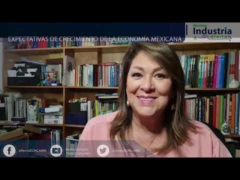 EXPECTATIVAS DE CRECIMIENTO DE LA ECONOMIA MEXICANA -  ALICIA SALGADO