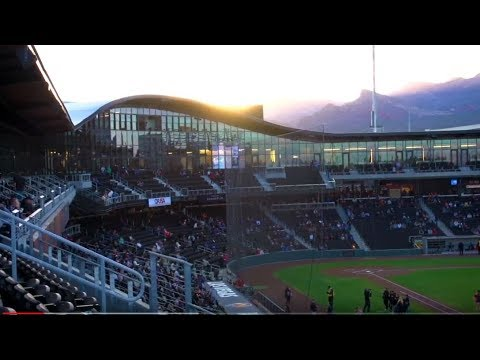 Take a Look at the New Las Vegas Ballpark. Home of the Las Vegas Aviators.