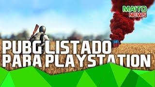 RED DEAD REDEMPTION 2 online, PUBG no PlayStaton 4 e rumor PS PLUS de Outubro