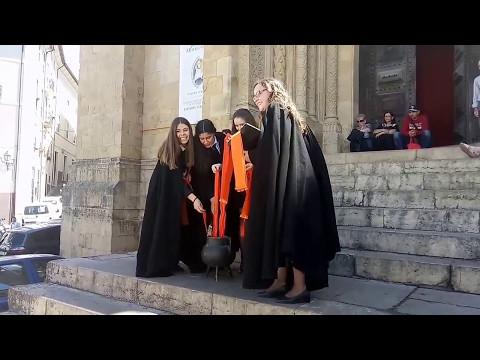 Coimbra, University 🎓 day 2017