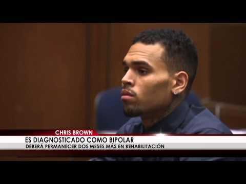 Chris Brown es diagnosticado como bipolar