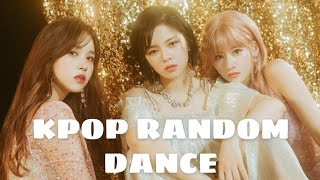 ICONIC KPOP RANDOM DANCE OLD  NEW