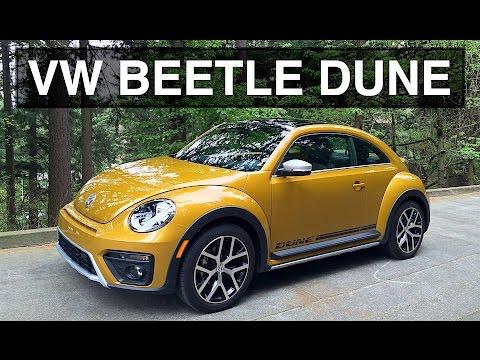 Vw Beetle Test >> 2016 Volkswagen Beetle Dune Review Test Drive Volkswagen