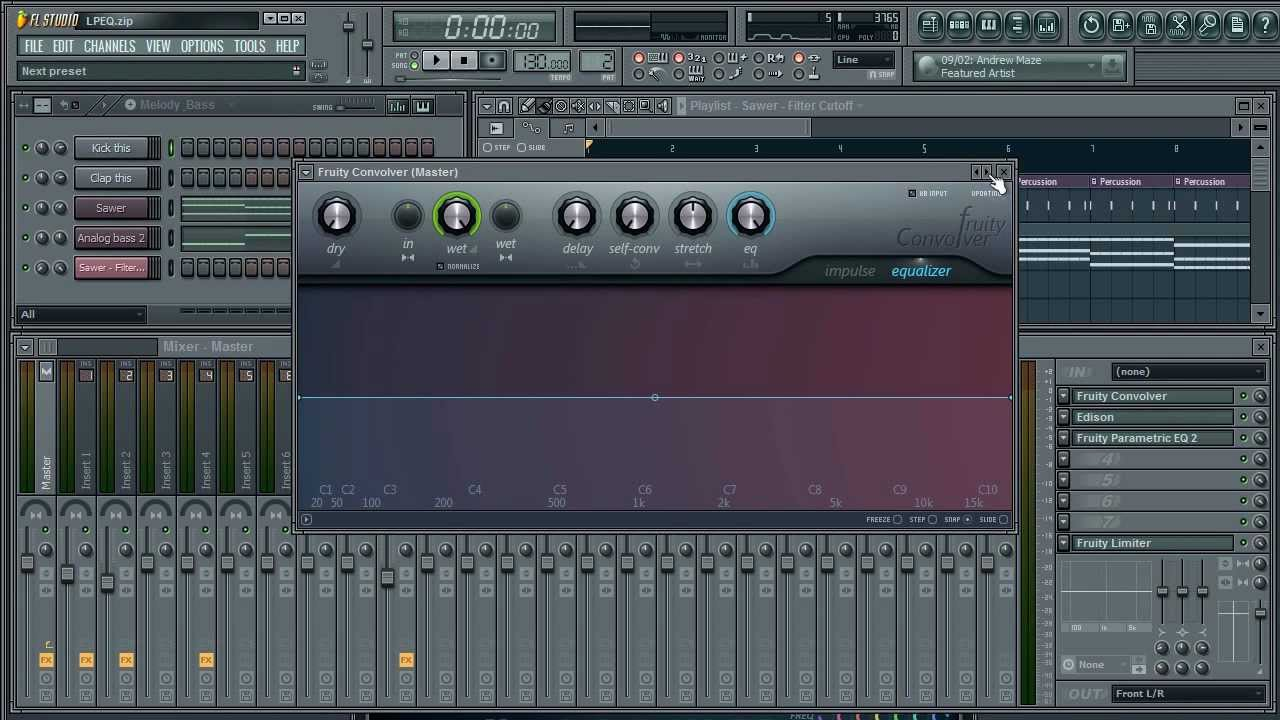 how to use eq in fl studio