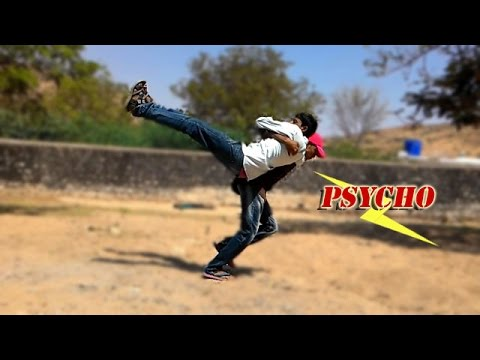 PSYCHO short film gooty full comedy,action & emotional movie