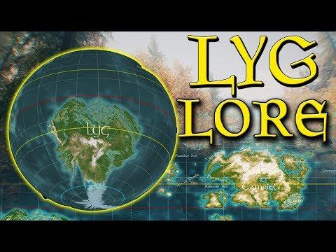 Lyg - What Is It Like? Elder Scrolls Lore