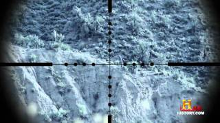 Sniper Inside The Crosshairs   The Longest Shot   HD 720p