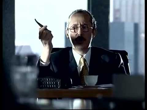 Yapı Kredi Bankası Bankacılık Üssü 1. Reklam