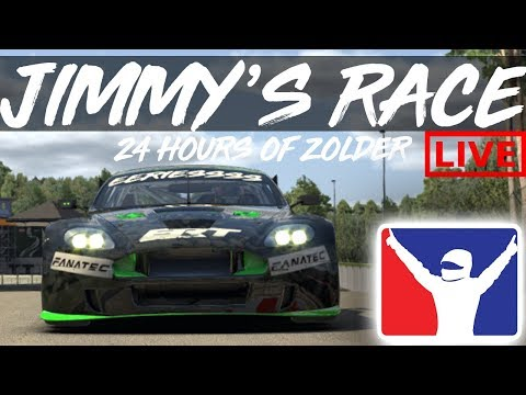 Jimmy Broadbent's Race For Mental Health | 23 Hours Of Zolder w/ERT (PART 2/3) thumbnail