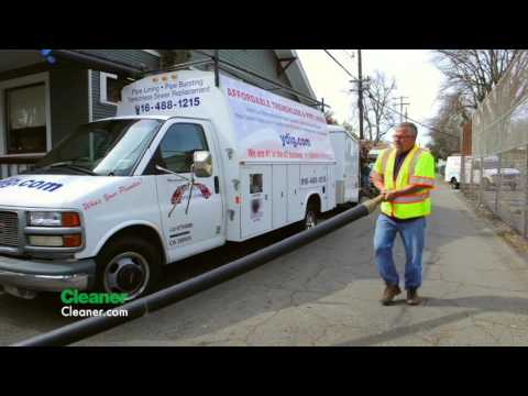 Contractor Finds Niche Using TRIC Trenchless Equipment   June 2013 Cleaner Video Profile
