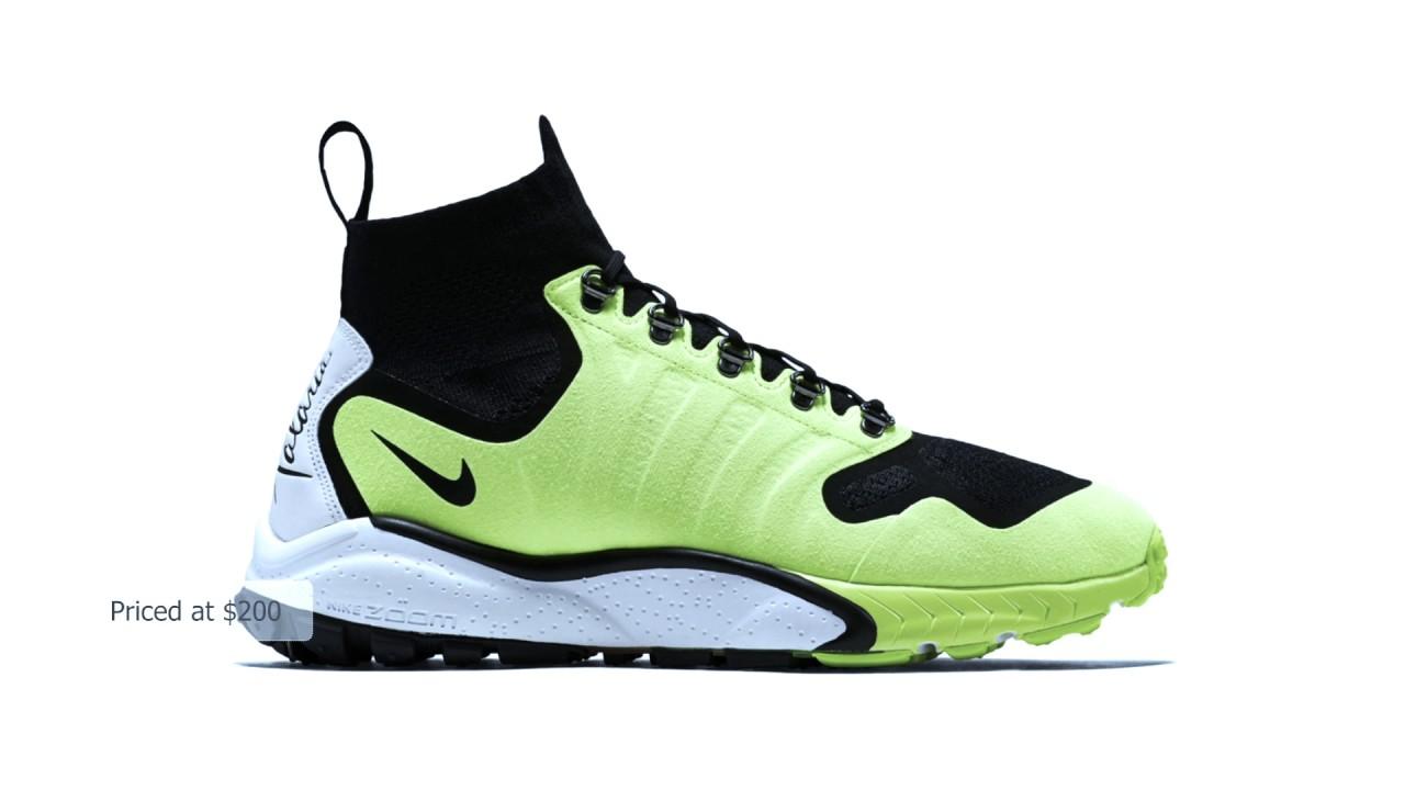 21ed70e03eef NikeLab Air Zoom Talaria Mid Flyknit