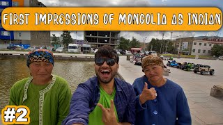 MY FIRST DAY IN MONGOLIA - Indian in Mongolia 🇲🇳