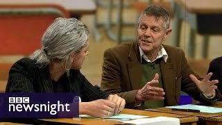 'Trump is just an idiot!' What will President Trump be like? DEBATE - BBC Newsnight