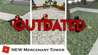 Mercenary at Release (Outdated) | Tower Reviews | Tower Battles [ROBLOX]