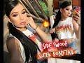 Side Swoop Sleek Ponytail Tutorial | Ali Julia Hair