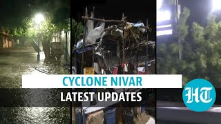 Cyclone Nivar to weaken into cyclonic storm: IMD | Latest Updates