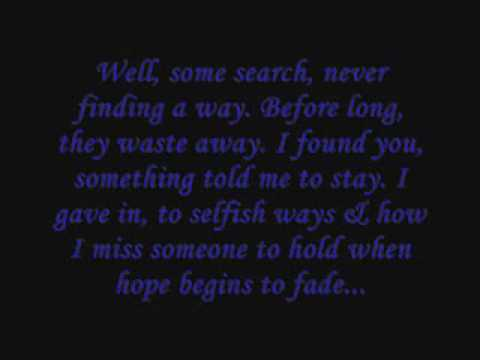 Dear God by Avenged Sevenfold *Lyrics*