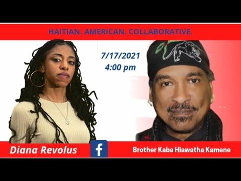Conversation with Brother Kaba Hiawatha Kamene | 17 July 2021