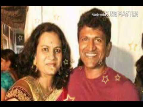 Puneeth rajkumar  with S.L