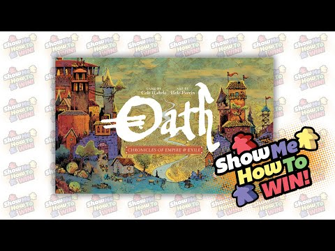 Oath: Chronicles of Empire and Exile Strategy Tips with Joshua Yearsley