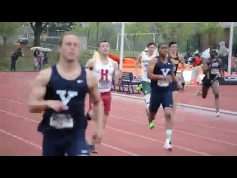 Yale Track and Field - Outdoor Heps 2016