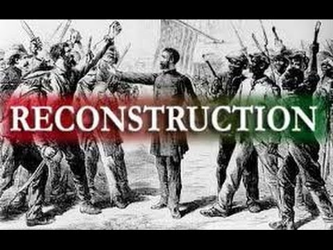 to what extent was the reconstruction Was reconstruction successful discussion topic president lincoln's conciliatory reconstruction plan aimed to heal the rift between the north and the south wrought by the civil war.