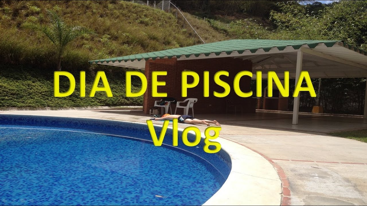 Que llevar en el bolso para piscina vlog youtube for Vlog in piscina