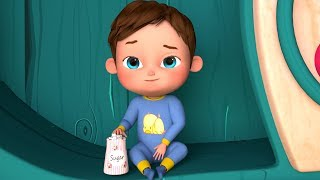 Johny Johny Yes Mama  +More Nursery Rhymes & Kids Songs - Banana Cartoons