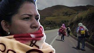 Cómo es el Páramo de Berlín que muchos venezolanos atraviesan a pie en Colombia
